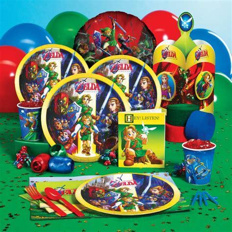 zelda themed birthday party birthdayexpress com celebrates the legend of zelda