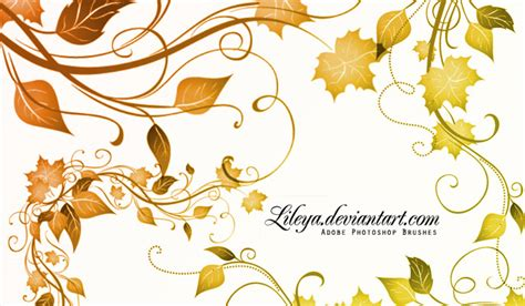 floral pattern brush photoshop free floral brushes for photoshop mameara