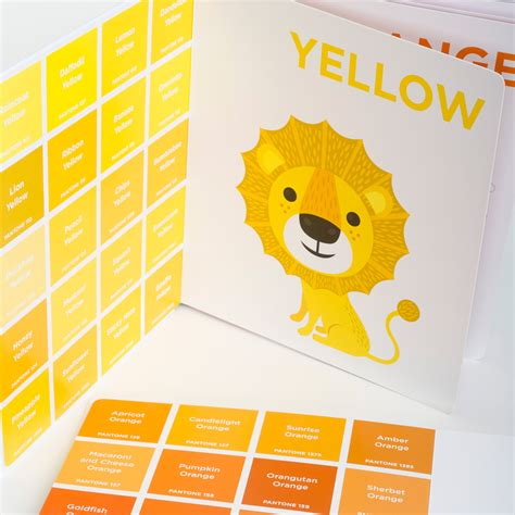 color books pantone colors a children s book