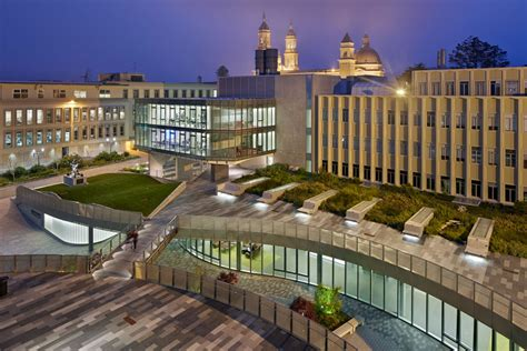 Nbbj by Interstice Architects 187 Usf Center For Science And