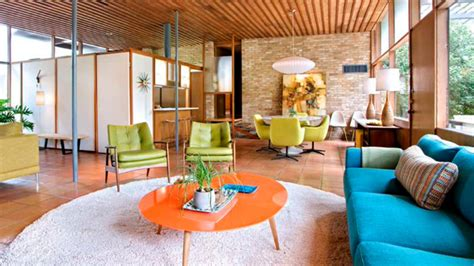 Midcentury Living Room by 25 Bright Midcentury Modern Living Room Designs Home
