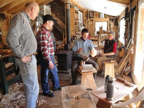 maine woodworking school dra offers winter activities of all sorts the lincoln