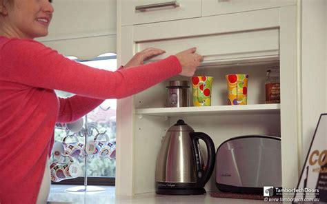 appliance cabinet roller door it s a tambortech door not a kitchen roller door or a