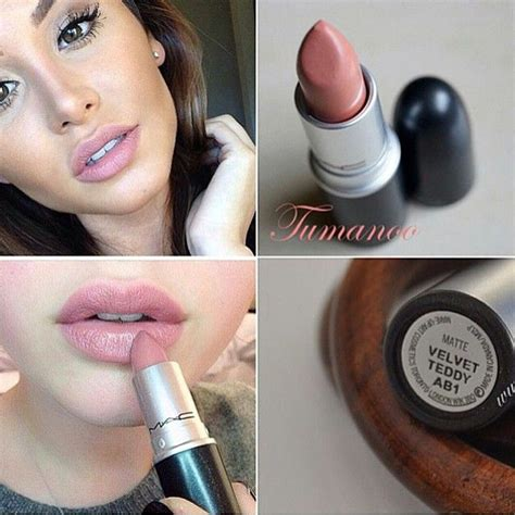 Mac Matte Lipstick Velvet Teddy 17 best ideas about mac velvet teddy on mac
