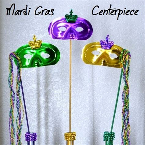 The Best Gold Spray Paint - diy mardi gras centerpiece purple patch diy crafts blog