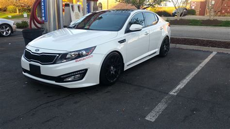 Kia Optima Modded 2013 Swp Kia Optima Sxl Pictures Mods Upgrades