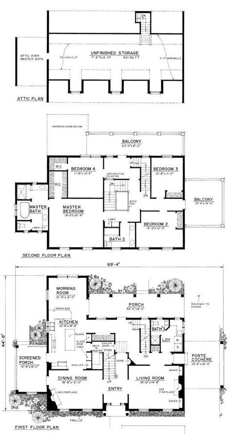 father of the bride house floor plan 571 best images about vintage house plans on pinterest