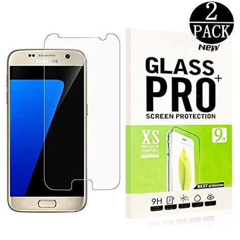 Anti Gores Samsung S7 Flat Coverage Bukan Tempered Glass samsung galaxy s7 screen protector linboll 2 pack tempered screen protector for samsung galaxy