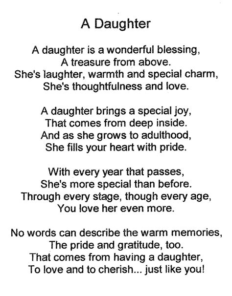 daughter poem google search  daughter quotes daughter quotes love  daughter quotes