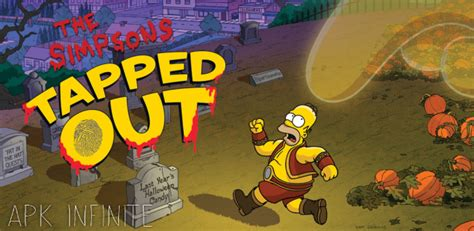 simpsons tapped out apk the simpsons tapped out v4 5 1 apk modificado apk infinite