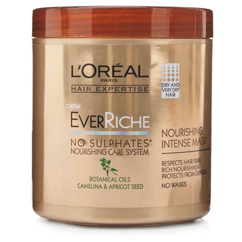 Masker Loreal l oreal elvive hair expertise ultra riche nourishing