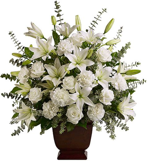 best flower arrangements best white flowers for arrangements canada flowers