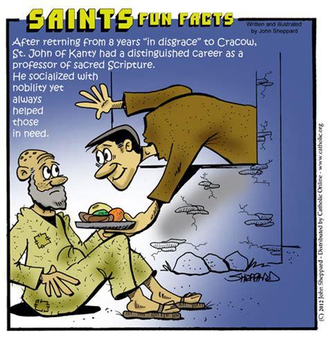 st facts st of kanty saints catholic