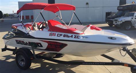 sea doo jet boat in saltwater sea doo speedster 150 2007 for sale for 12 000 boats