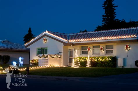 5 easy steps to photograph christmas lights click it up