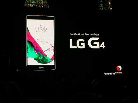 Lg G4 New Garansi Distributor lg g4 on sale at carphone warehouse mobile news mobile news