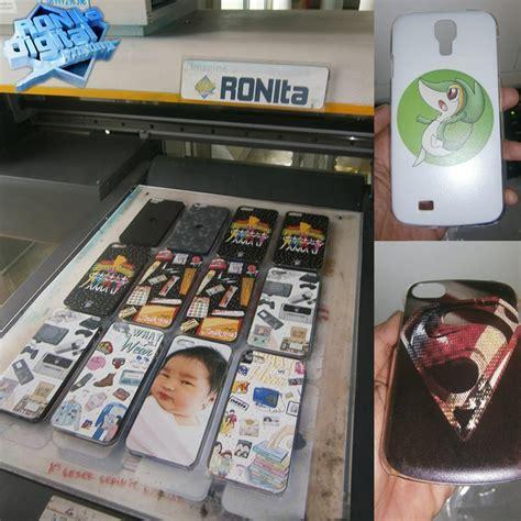 Mesin Printing Casing Handphone hardcase handphone pusatnya sticker vinyl custom helmet dan sablon digital printing