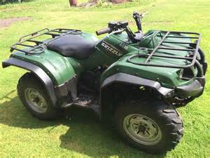 Suzuki 350 Atv Yamaha Grizzly 350 4x4 Farm Atv