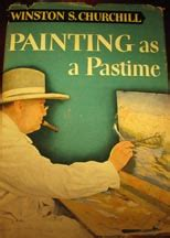 Churchill Essay Painting As A Pastime by Bbh Gallery Monthly Dec 13