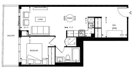 169 fort york blvd floor plans librarydistrict hemingway 1 1 585sqft library district condominiums at 170 fort york boulevard