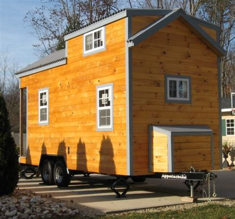 tiny homes nj for sale cassie model thow by nj tiny house