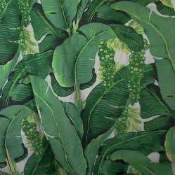 banana leaf template cote d azure brazilliance banana leaf grape fabric
