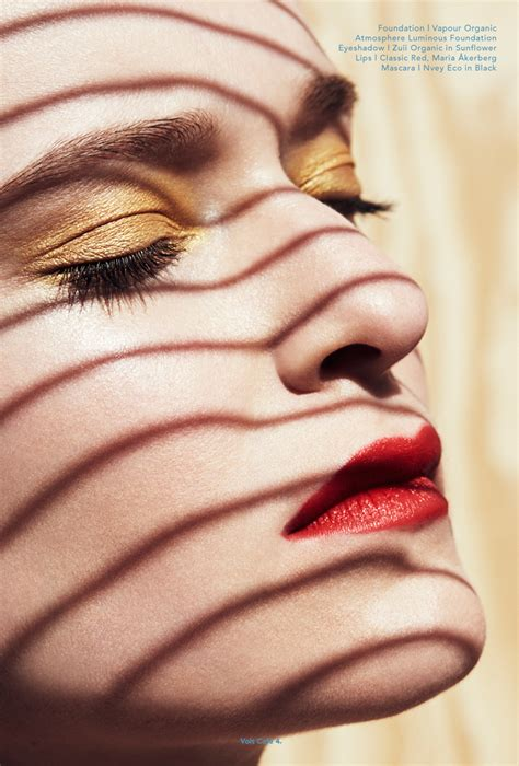 Make Up Luminizer Altesse Martin shapes of shades volt caf 233 by volt magazine