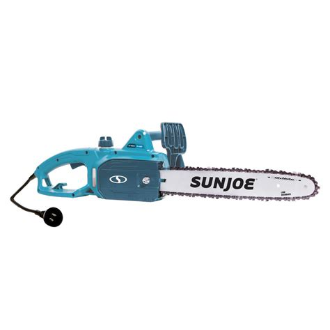 sun joe chain saw