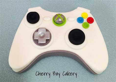 fondant video game controller cake topper edible video game