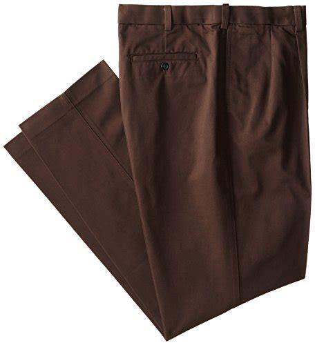 savane tailored 2u comfort waist savane men s big and tall pleated performance chino pant
