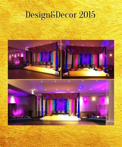 bright light design center mehndi event april 17th 2015 with lots of bright colors
