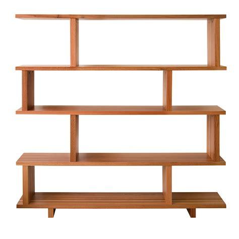 estante para livros de madeira estante para livros futon company