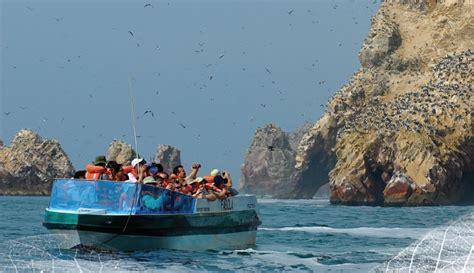 en la reserva nacional de paracas se inicia la temporada de verano y implementan nuevas medidas de seguridad en reserva