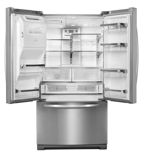 Kitchenaid Architect Series Ii by Kitchenaid Architect Series Ii 28 6 Cu Ft Door Refrigerator St Louis Appliance Outlet