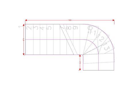 1 4 Gewendelte Treppe Konstruieren by Treppe Erstellen Nur Am Pfad Mit 1 4 Windung Autodesk