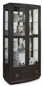 Curio Cabinet For China Optum Bunching Curio China Cabinet 181244 1714
