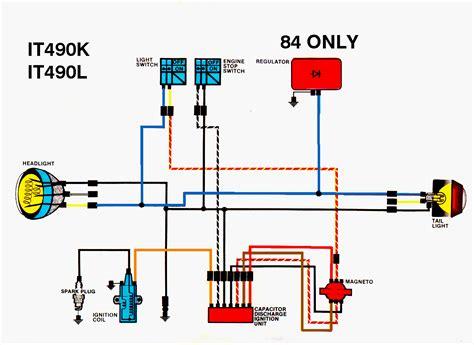yamaha dt 175 wiring diagram wiring diagram manual