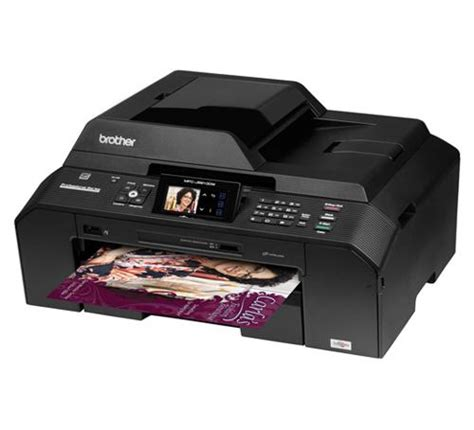 Printer Mfc J5910dw Mfc J5910dw Review Rating Pcmag