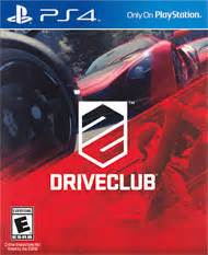 Kaset Ps4 Drive Club Pre Owned driveclub for playstation 4 gamestop