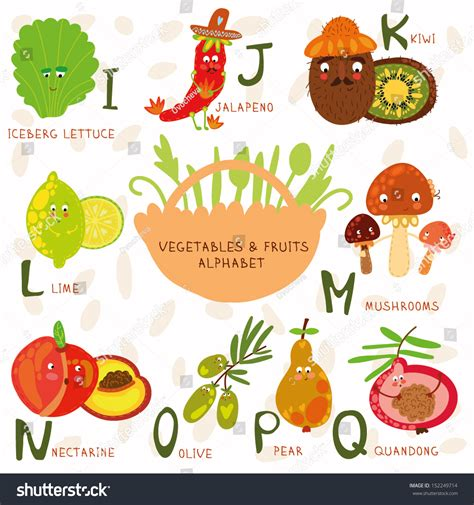 vegetables that start with b fruit beginning with letter i pictures to pin on