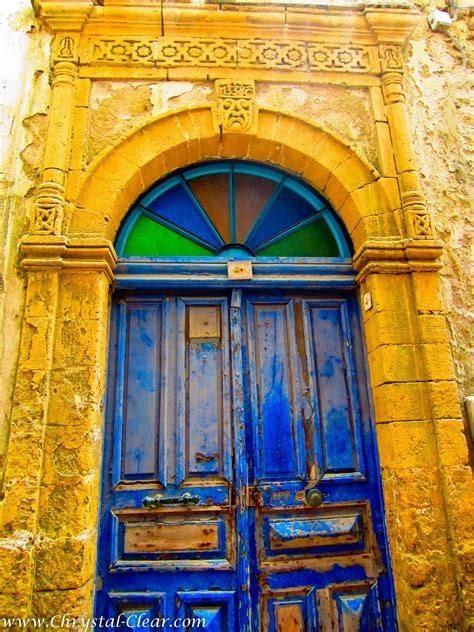 Moroccan Doors by Top 5 Favourites Morocco Edition
