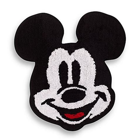 mickey mouse bath rug mickey mouse classic rug bed bath beyond