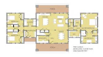 2 master bedrooms modern ranch house plans house plans with 2 master