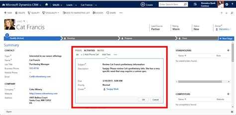 Microsoft Crm microsoft dynamics crm basics for sales pros 4 tips for sales managers dyn365pros