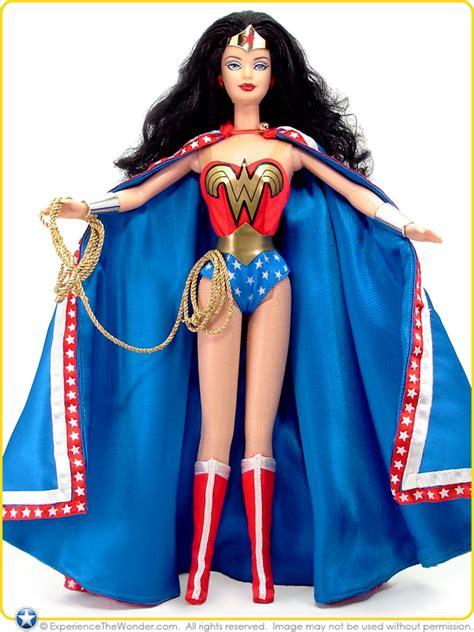 Black Home Decor Accessories mattel barbie dc comics collector edition doll wonder