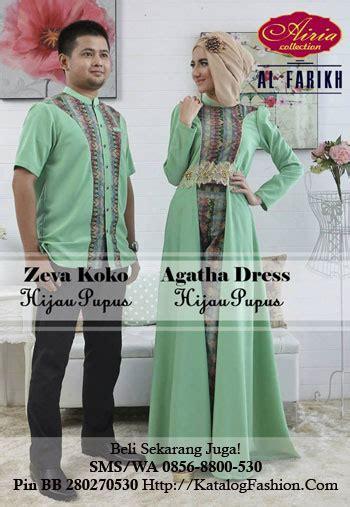 Size Pack Baju Muslim Azka sarimbit al farikh hijau pupus gamis 410 koko 310 rev