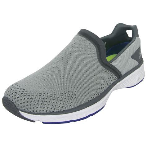 skechers sport shoes mens skechers s gowalk slip on sport energy shoe brand new