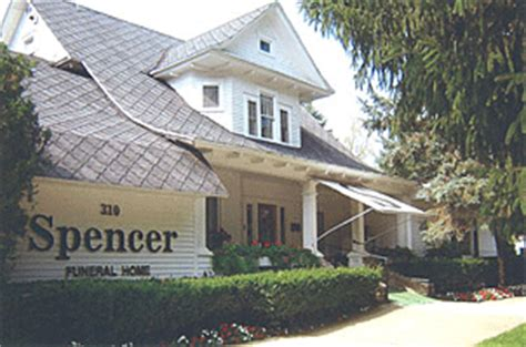 spencer family funeral home athens mi legacy