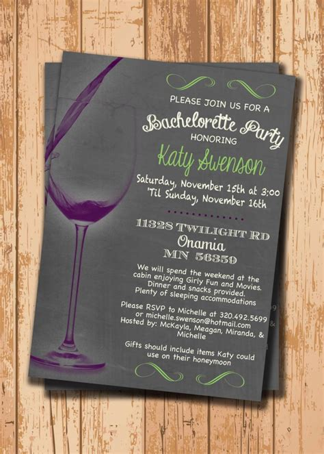 diy chalkboard bridal shower invitations wedding shower invitation bridal shower invitation