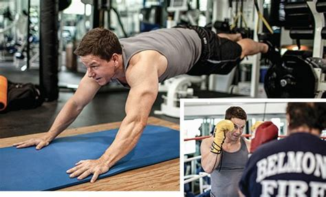 mark wahlberg bench press mark wahlberg s pain gain workout